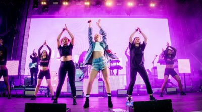 Dance Opportunities for Backing Dancers