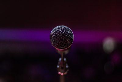 Good mic technique