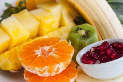 Good fruits for singers